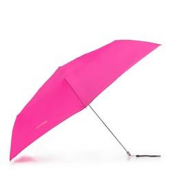 Damski parasol manualny mały, fuksja, PA-7-168-P, Zdjęcie 1