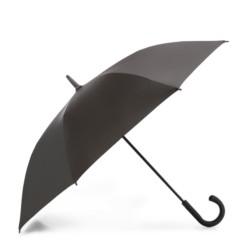 Semi-automatic umbrella with logo, black, PA-7-152-1, Photo 1