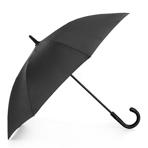 Parasol, czarny, PA-7-152-1, Zdjęcie 1