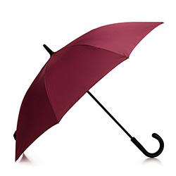 Semi-automatic umbrella with logo, red, PA-7-152-2, Photo 1
