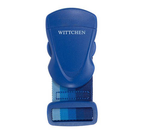 Pas zabezpieczający, niebieski, 56-30-011-90, Zdjęcie 1