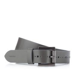 Ремень женский Wittchen 85-8D-305-8, серый 85-8D-305-8