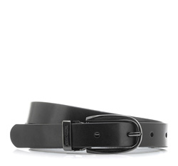Women's belt, black, 85-8D-309-1-XL, Photo 1