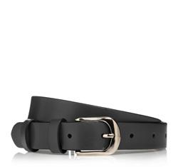 Women's belt, black, 85-8D-310-1-M, Photo 1