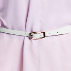 Pasek damski, biały, 86-8D-302-0-XL, Zdjęcie 1