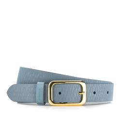 Ремень женский Wittchen 84-8D-305-8, серый 84-8D-305-8