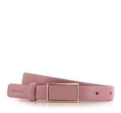 Ремень женский Wittchen 84-8D-309-P, розовый 84-8D-309-P