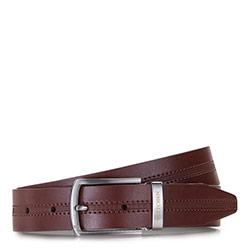 Men's belt, brown, 86-8M-310-5-11, Photo 1