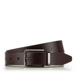 Men's belt, brown, 86-8M-321-2-10, Photo 1