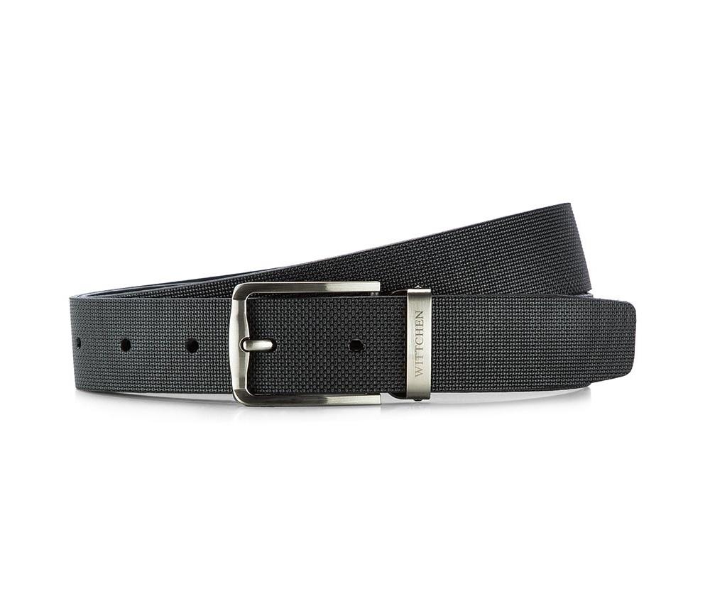 Купить Ремень мужской Wittchen 83-8M-501-1, черный, Германия