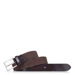 Belt, brown, 92-8M-357-4-11, Photo 1