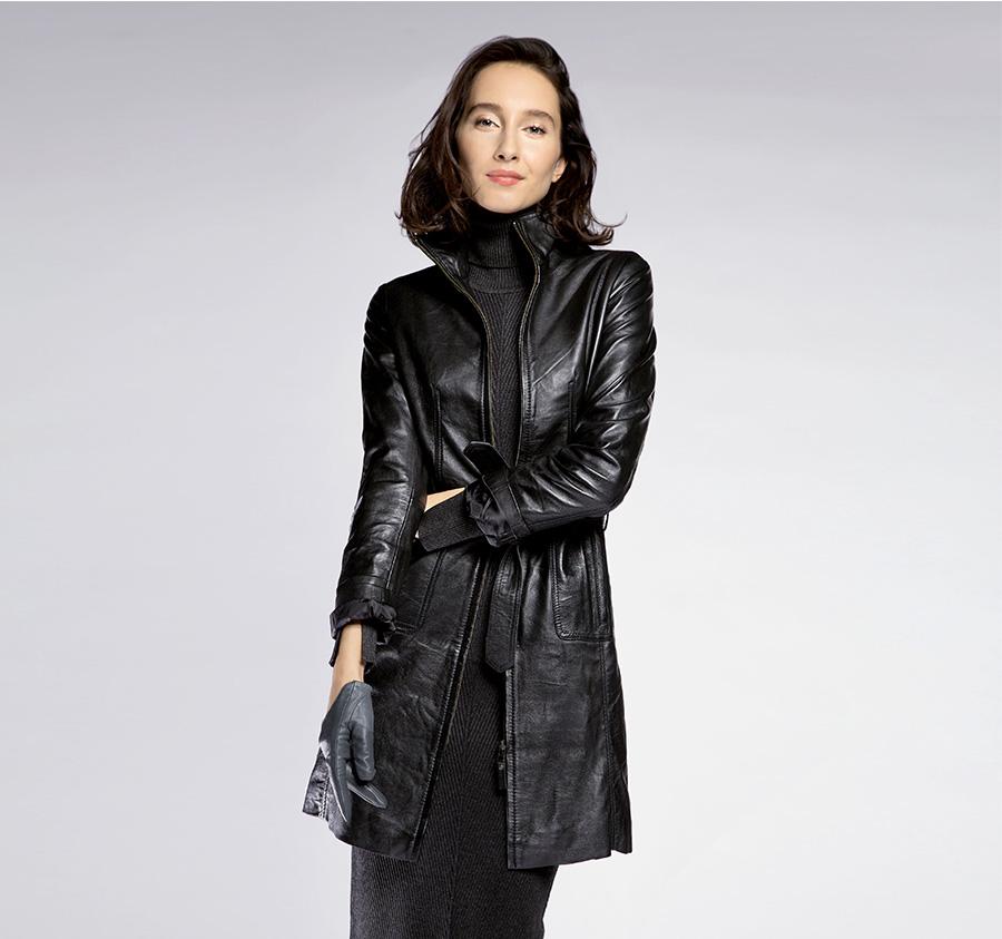 79-09-520-1 Płaszcz damski