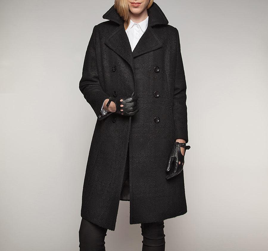 85-9W-103-1 Płaszcz damski