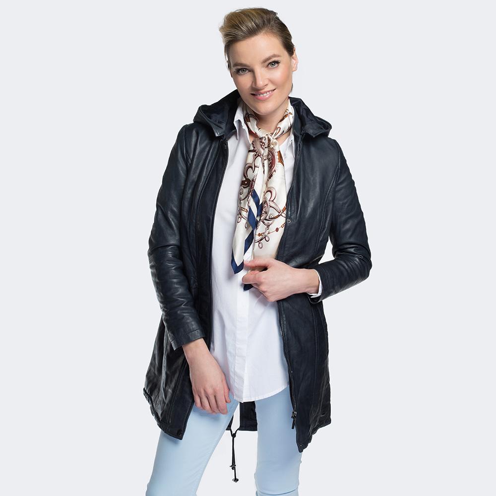 Купить Пальто женское, WITTCHEN, Германия, синий