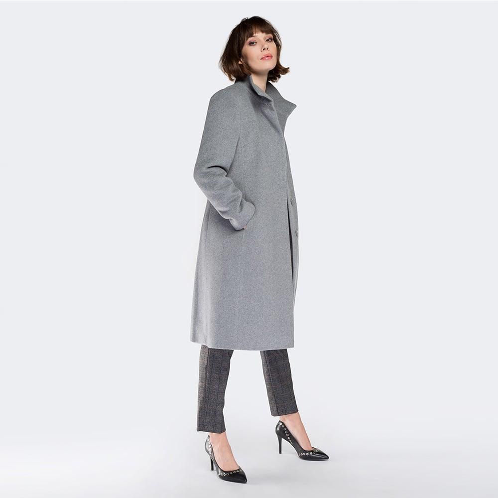 87-9W-100-8 Płaszcz damski
