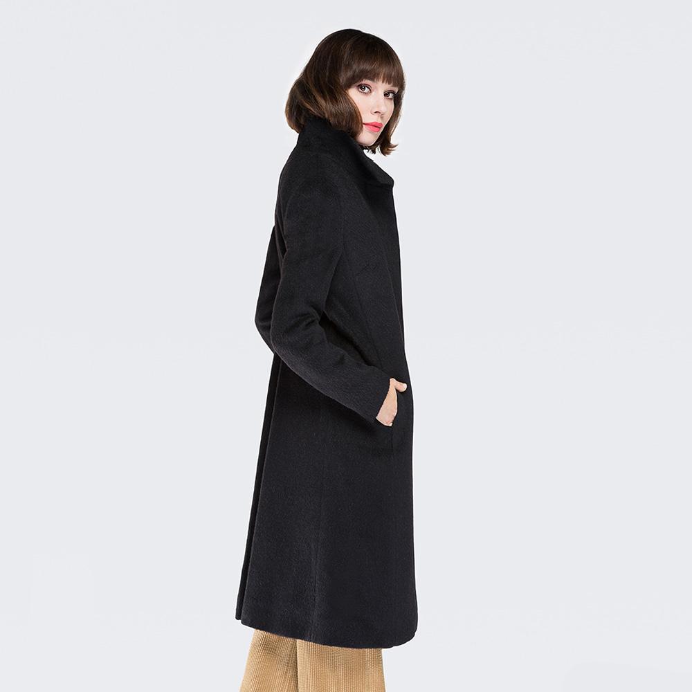 87-9W-110-1 Płaszcz damski