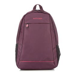 Backpack, burgundy, 56-3S-467-35, Photo 1