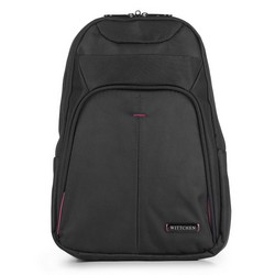 Backpack, black-red, 56-3S-632-1C, Photo 1