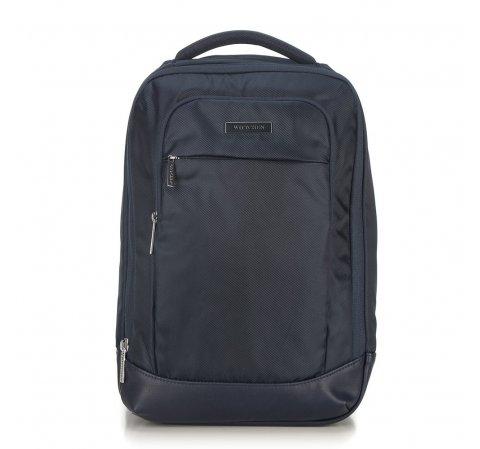 Plecak podróżny wielofunkcyjny, granatowy, 56-3S-706-10, Zdjęcie 1