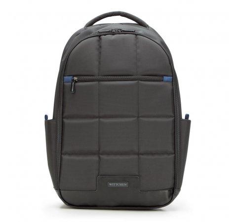 Plecak, czarny, 87-3P-115-1, Zdjęcie 1