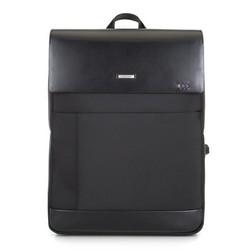Plecak, czarny, 88-3U-211-1, Zdjęcie 1