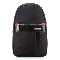 Backpack, black, 89-3U-204-1, Photo 1