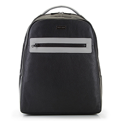 Backpack, graphite - grey, 90-3U-250-1, Photo 1