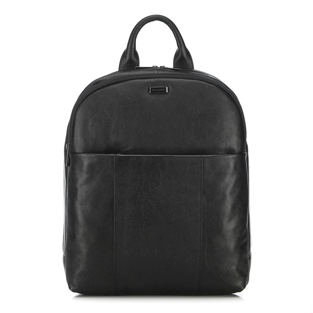 Pánsky batoh z pravej kože na notebook.