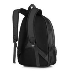 Backpack, black-grey, 56-3S-467-12, Photo 1