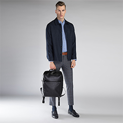 Backpack, black, 90-3P-506-1, Photo 1