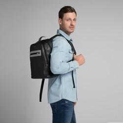 Backpack, graphite - grey, 90-3U-250-1, Photo 1