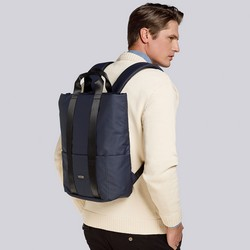 Backpack, navy blue, 92-3P-907-7, Photo 1