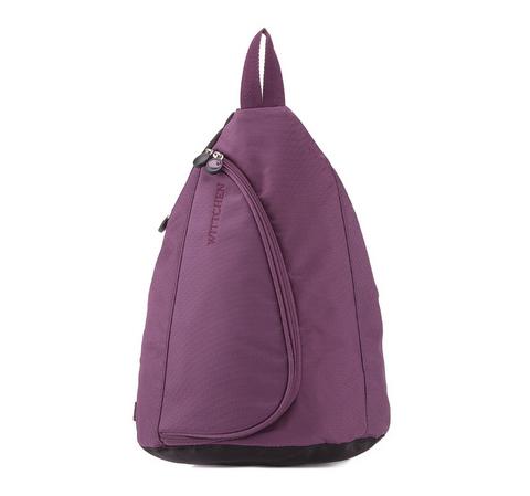 Рюкзак Wittchen 56-3-114-24, фиолетовый 56-3-114-24