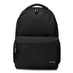 Plecak basic duży, czarny, 56-3S-927-10, Zdjęcie 1