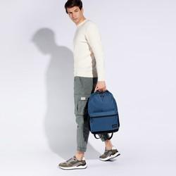 Plecak basic duży, granatowy, 56-3S-927-90, Zdjęcie 1