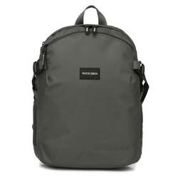 Plecak basic mały, szary, 56-3S-937-01, Zdjęcie 1
