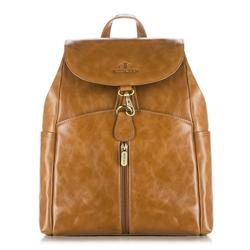 Plecak damski, brązowy, 32-4-090-5, Zdjęcie 1