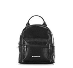 Plecak damski, czarny, 86-4Y-403-1, Zdjęcie 1