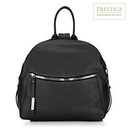 Plecak damski, czarny, 87-4E-016-1, Zdjęcie 1