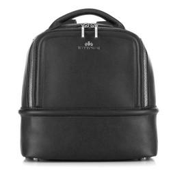 Plecak damski, czarny, 87-4E-420-1, Zdjęcie 1