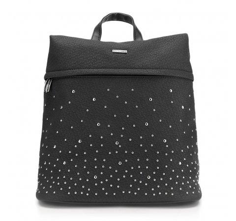 Plecak damski, czarny, 87-4Y-351-1, Zdjęcie 1