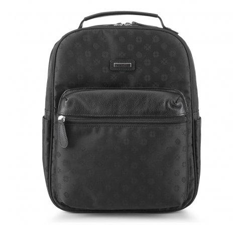 Plecak damski, czarny, 88-4E-911-1, Zdjęcie 1