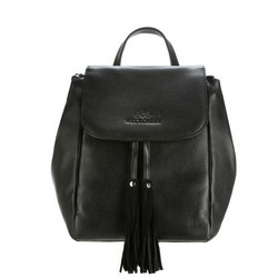Plecak damski, czarny, 88-4E-932-1, Zdjęcie 1