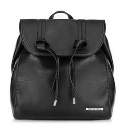 Plecak damski, czarny, 88-4Y-411-1, Zdjęcie 1