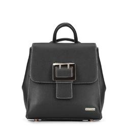 Plecak damski, czarny, 88-4Y-512-1, Zdjęcie 1