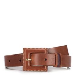 Women's belt, brown, 88-8D-303-5-L, Photo 1