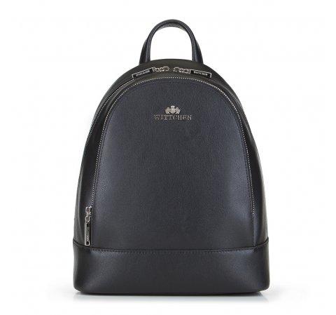 Plecak damski, czarny, 89-4-606-1, Zdjęcie 1