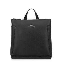 Plecak damski, czarny, 89-4-705-1, Zdjęcie 1