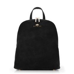 Plecak damski, czarny, 89-4E-352-1, Zdjęcie 1