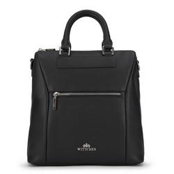 Plecak damski, czarny, 89-4E-418-1, Zdjęcie 1